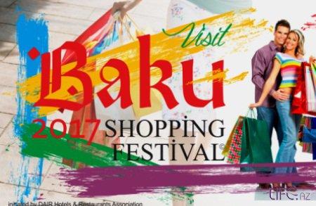 Сегодня в Баку начал работу шопинг-фестиваль