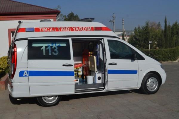 На Станцию скорой помощи города Баку поступило 75 жалоб в связи с солнечным ударом