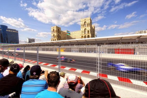 Организаторы откажутся от некоторых развлечений на «Формуле-1» в Баку