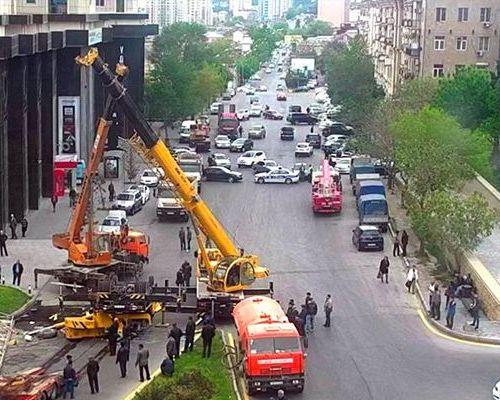 Один из главных проспектов столицы закрывается на капремонт