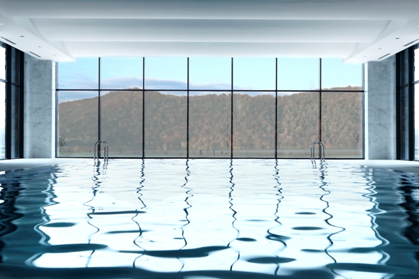 Названы меры для безопасного посещения бассейна во время эпидемии