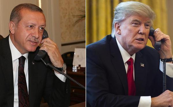 Трамп поздравил Эрдогана с результатами референдума