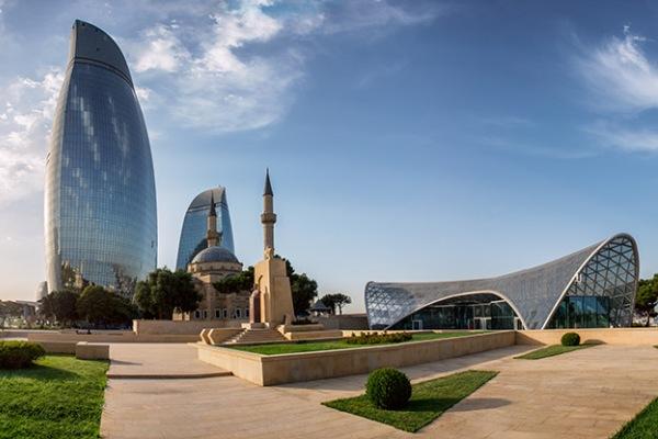 В апреле в Азербайджан прибыло 187 577 туристов