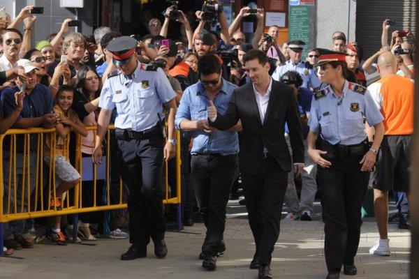 Суд в Испании подтвердил тюремный приговор Лионелю Месси