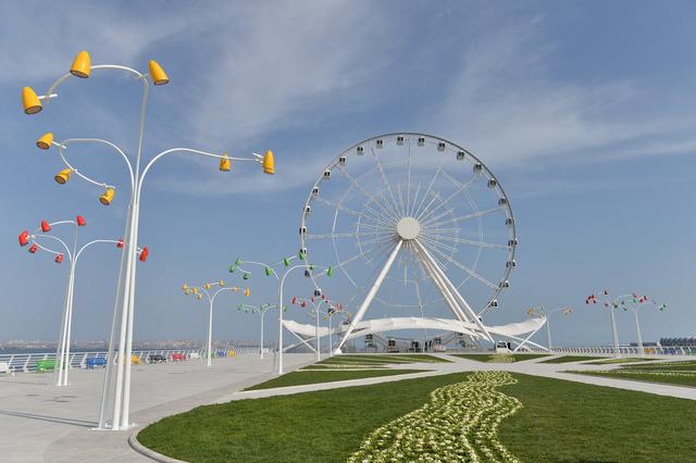 Российский специалист разработает концепцию развития Приморского бульвара в Баку