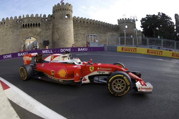 Формула-1: Утверждена дата Гран-При Азербайджана