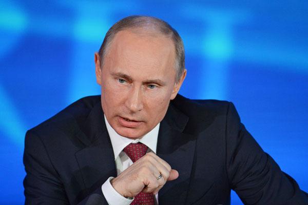 Путин: «Будет выбран лучший железнодорожный маршрут по Шелковому пути»