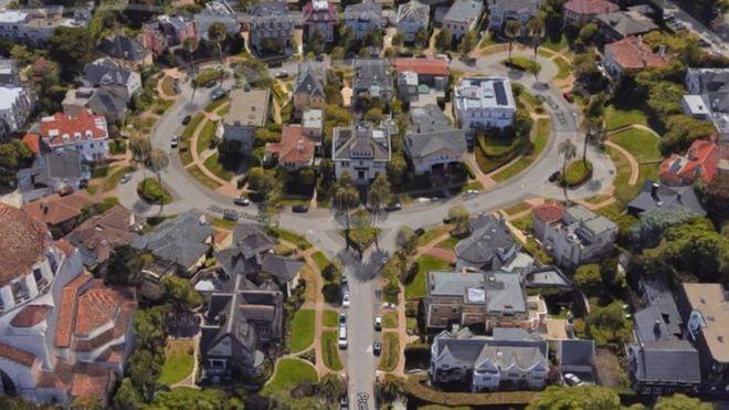 Улица богачей в Сан-Франциско продана из-за налоговых долгов