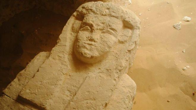 В Египте нашли новое захоронение с древними гробницами