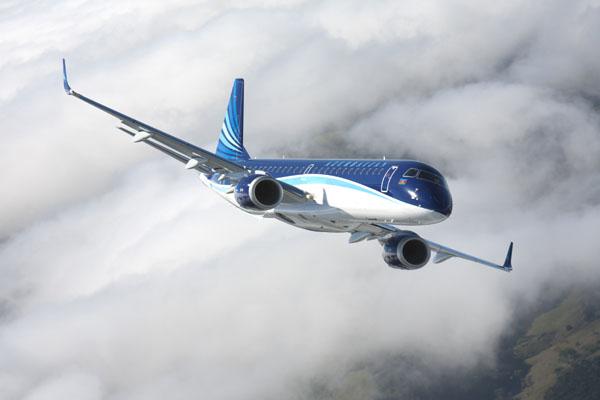 Самолет летевший из Баку в Нахчыван вернулся в обратно