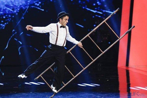 Азербайджанец будет выступать в труппе Дю Солей