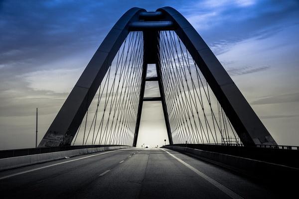 Новый мост через реку Самур открыли на азербайджано-российской границе