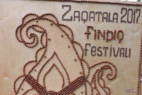 В Закатале впервые состоялся фестиваль фундука