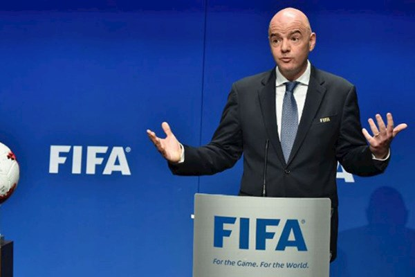 В Баку приедет президент ФИФА