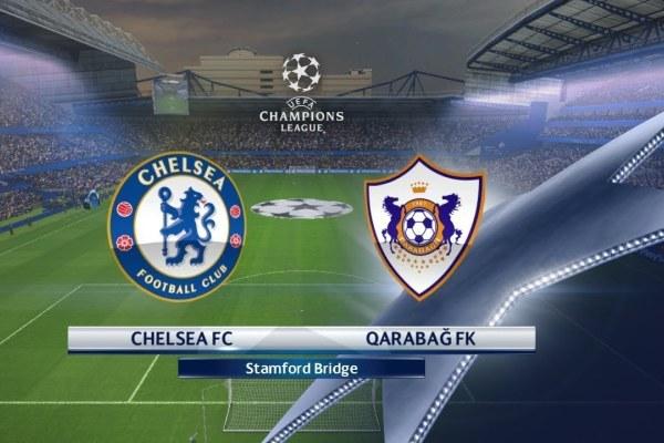 «Карабах» встретился с лондонским «Челси»