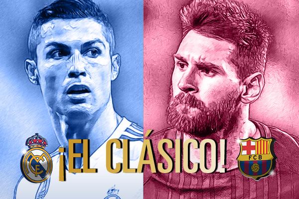 «Барселона» разгромила «Реал» в «Эль-Класико»