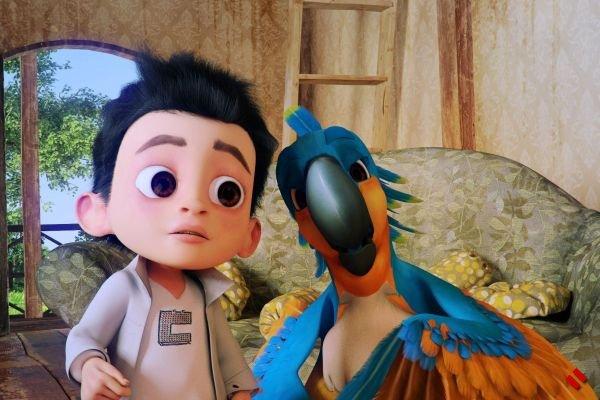 Презентован трейлер азербайджанского мультфильма «Джыртдан и волшебный халат»