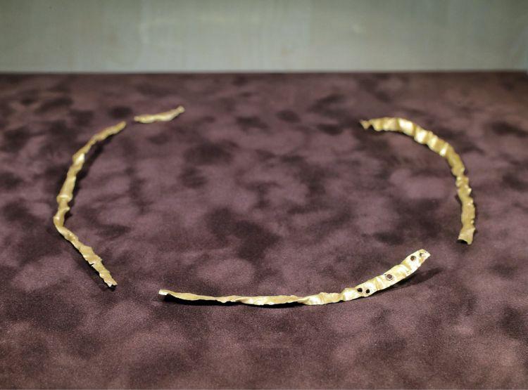 В Баку состоялась презентация самого древнего ювелирного изделия Южного Кавказа
