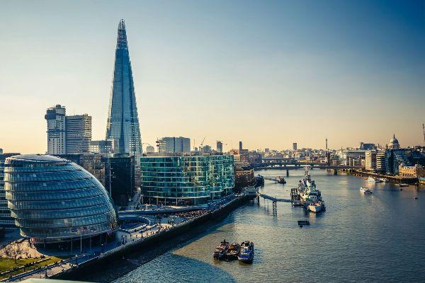 Лондон стал самым привлекательным городом для ведения бизнеса