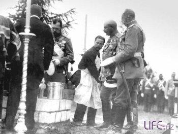 Снесли площадь и нашли надгробие сына генерала Нахичеванского [ВИДЕО]
