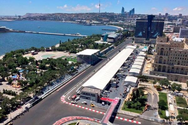 Гран-при Азербайджана отложено