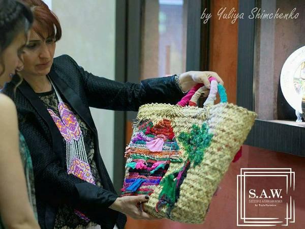 S.A.W. (Successful Azerbaijani Women): Первая гостья проекта Рена Юзбаши