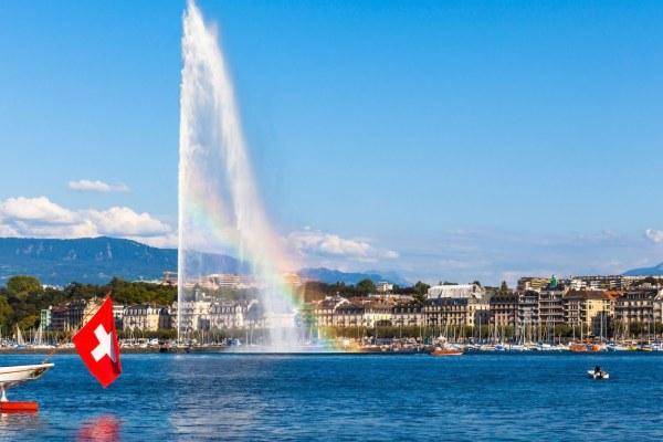 Необыкновенно прекрасная Женева [ФОТО]