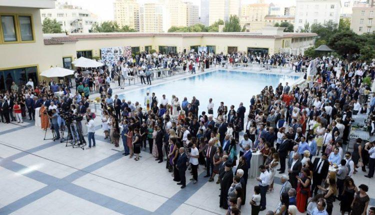 В Баку отметили национальный праздник Франции - День взятия Бастилии