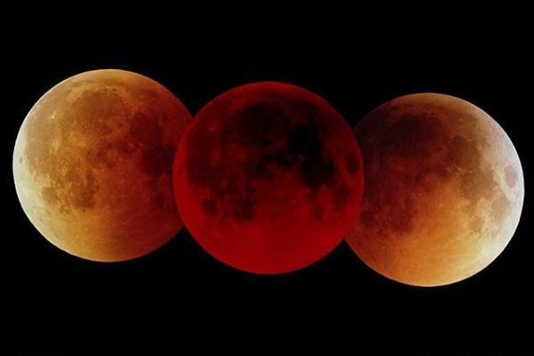 Самое долгое лунное затмение в XXI веке