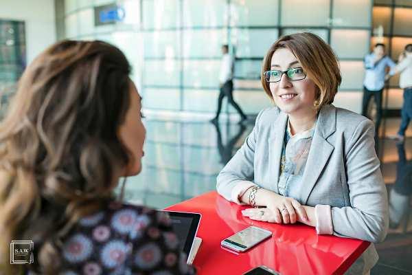 S.A.W. (Successful Azerbaijani Women): Гостья проекта Гюнай Маликгызы