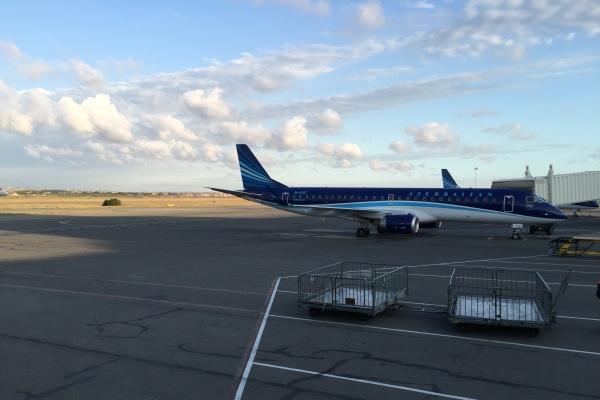 Прямые рейсы из Баку в Женеву и в Шарм-эль-Шейх