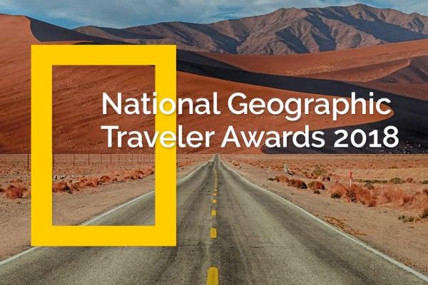 Азербайджан в первой тройке экскурсионного туризма премии National Geographic Traveler Awards 2018