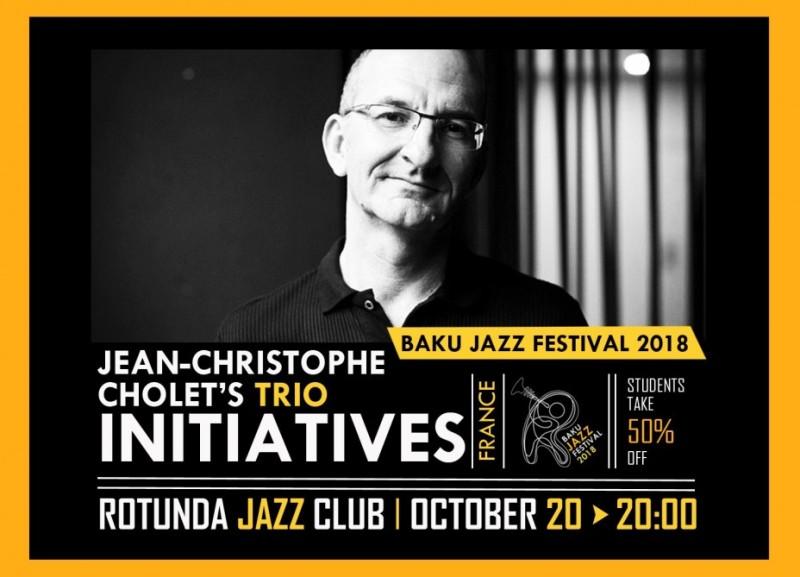 Французская джазовая группа выступит с концертом в Баку