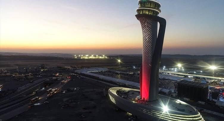В Стамбуле открыли один из крупнейших аэропортов мира