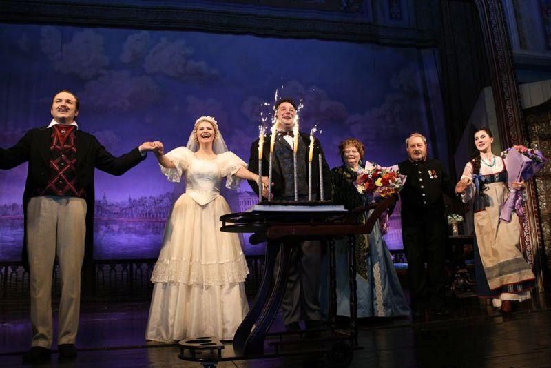 «Женитьба» на бакинской сцене