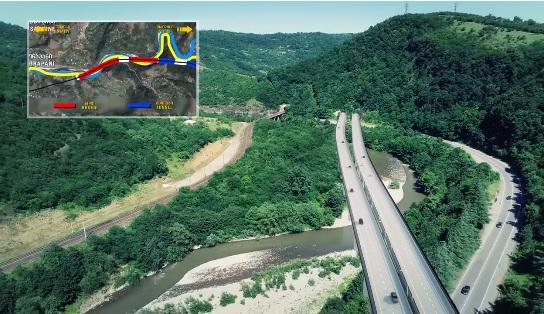 Грузия намерена вдвое сократить время проезда от Красного моста до границы Турции