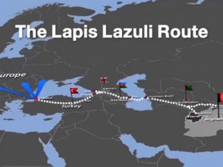 Министр экономики Афганистана: Работы над проектом Lapis-Lazuli успешно продолжаются