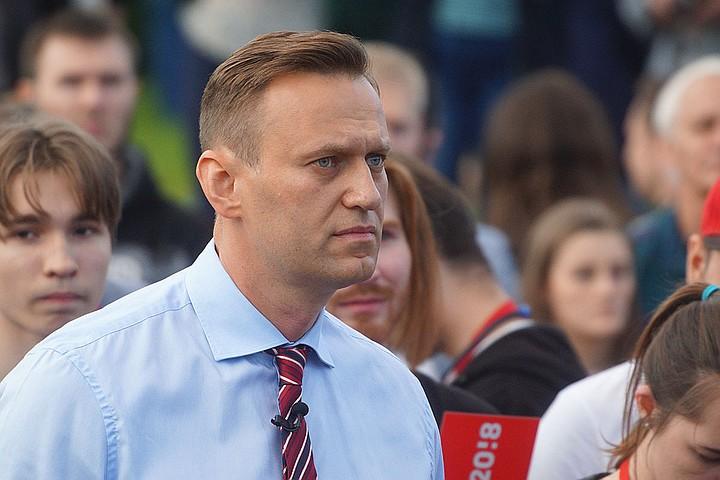 Немецкие врачи заявили об отравлении Навального
