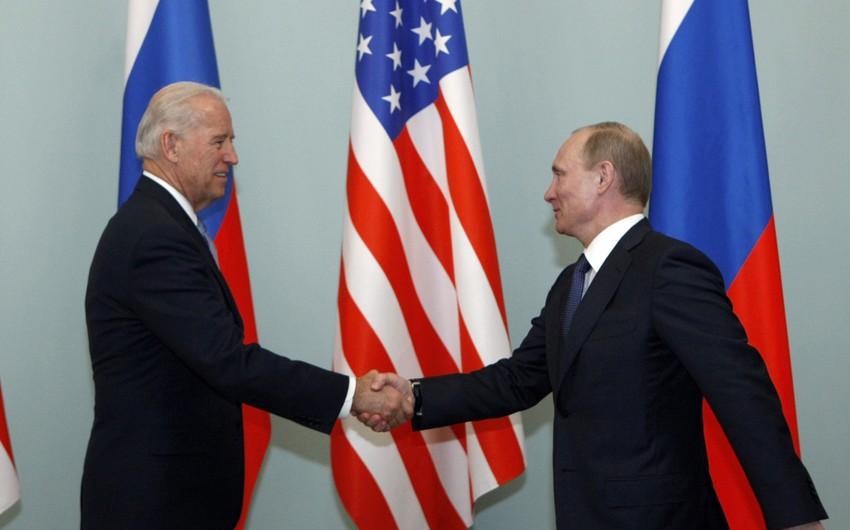 Путин ответил Байдену