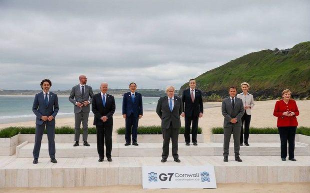 Лидеры G7 обсудили причины возникновения коронавируса