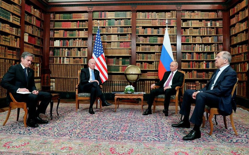 Переговоры Путина и Байдена длились 4,5 часа