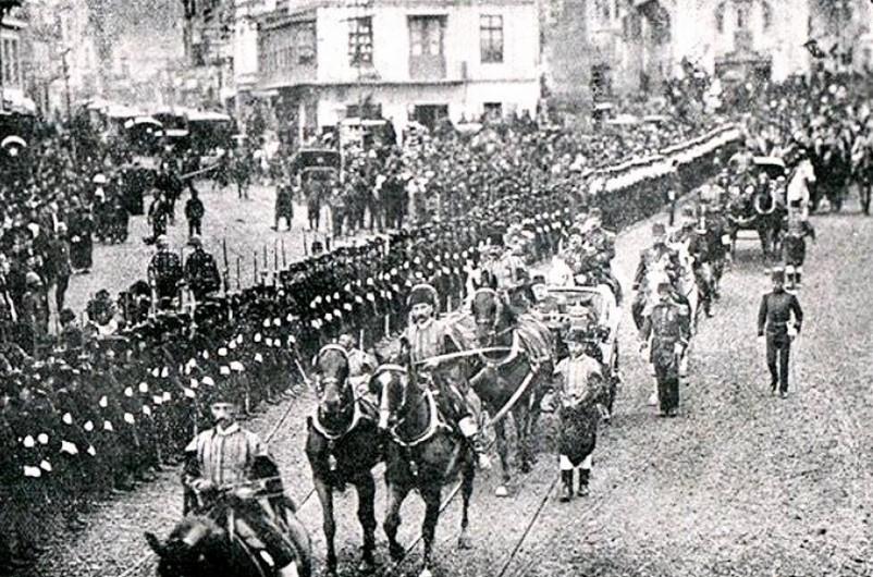Минуло 103 года со дня освобождения Баку от армяно-большевистской оккупации